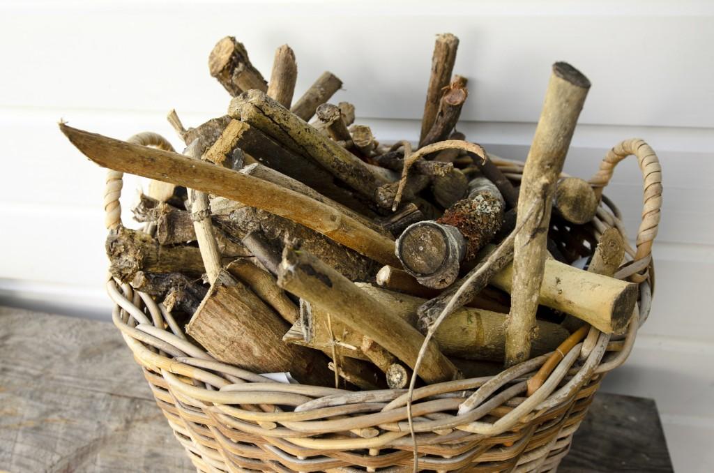 Firewood Basket