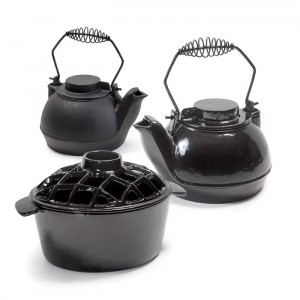 Kettle and Steamer